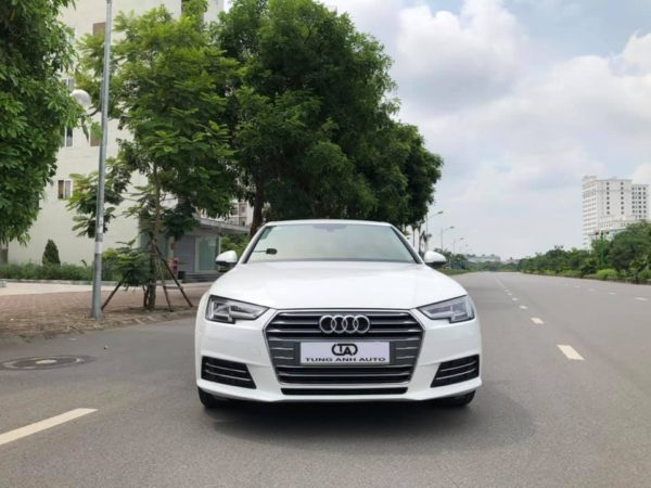 Audi A4 sản xuất 2016