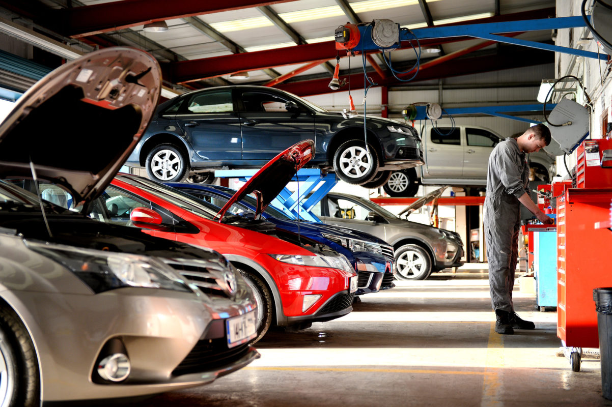 Bật mí 5 tiêu chí quan trọng khi chọn gara sửa chữa cho xế cưng