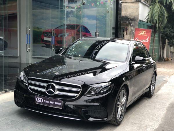 mua xe Mercedes cũ tiết kiệm nhiên liệu