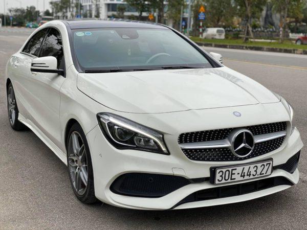 mua xe Mercedes cũ thiết kế thời thượng