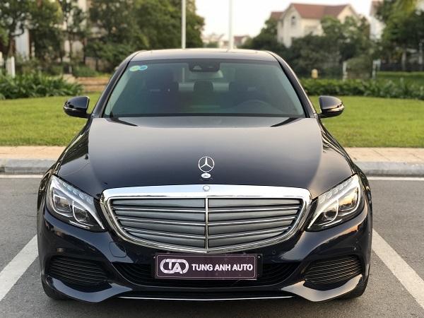 Các dòng xe Mercedes Việt Nam được sản xuất 2016