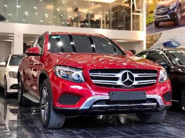 Các dòng xe Mercedes tại Việt Nam sản xuất năm 2017