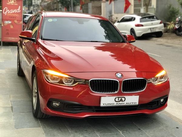 Chiếc BMW 320i 2016 cũ được bán trên Tùng Anh Auto