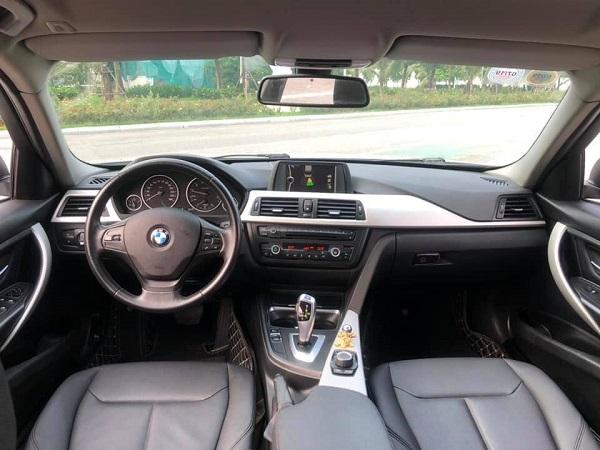BMW 320i được sản xuất 2013 có giá 825 triệu trên Tùng Anh Auto