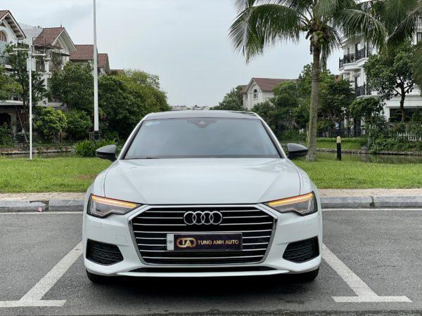 Audi A6 sản xuất 2020