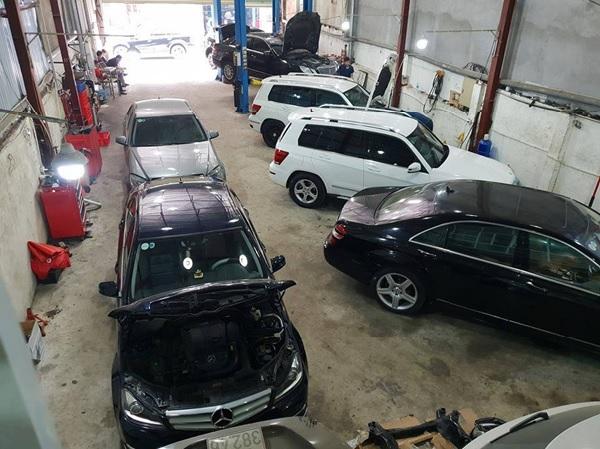 Tùng Anh Auto chuyên thu mua xe ô tô cũ với giá cao