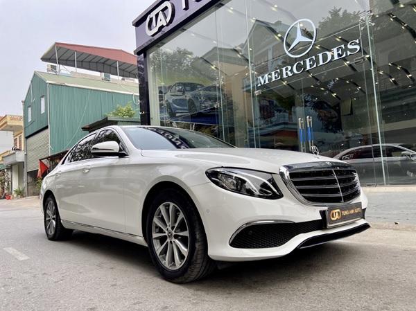 Có nên mua xe Mercedes đời cũ?