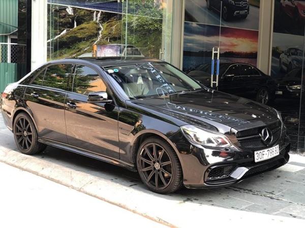 Chọn xe Mercedes cũ như thế nào?
