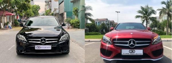 Nên mua xe Mercedes C200 hay C300?