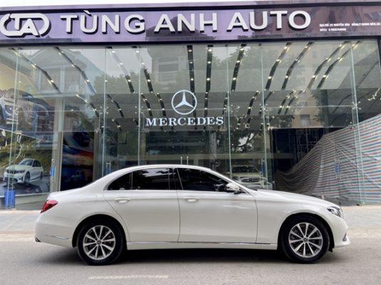 Có nên mua xe Mercedes cũ không?