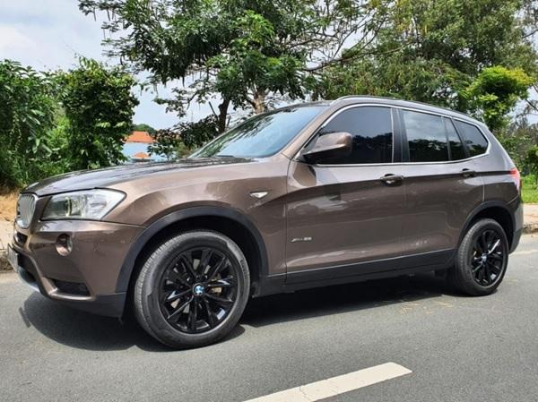 Có nên mua xe BMW X3 cũ không? Mua ở đâu đảm bảo chất lượng?
