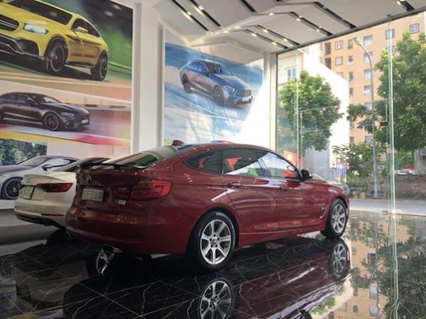 Xe BMW cũ vẫn đảm bảo độ bền, khả năng vận hành ổn định