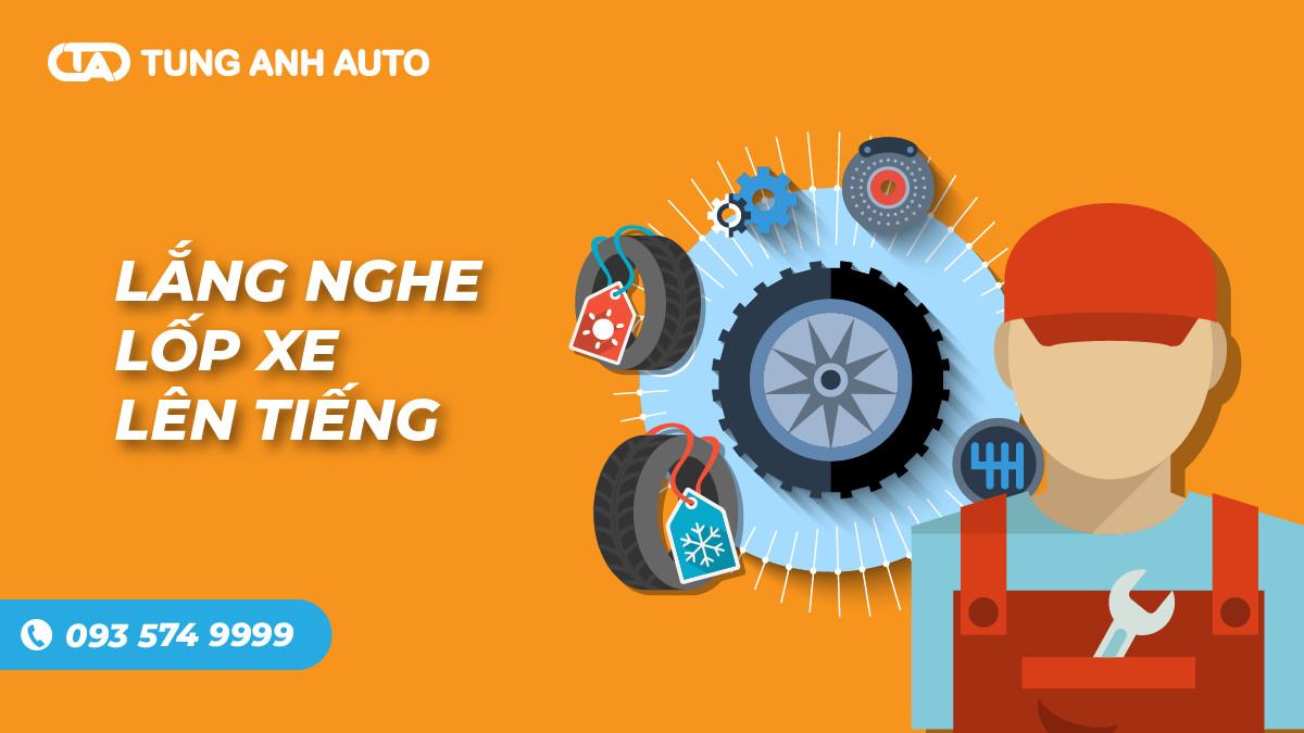 Khi nào thì nên thay lốp xe?