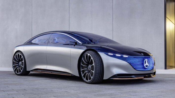 Mercedes Vision EQXX